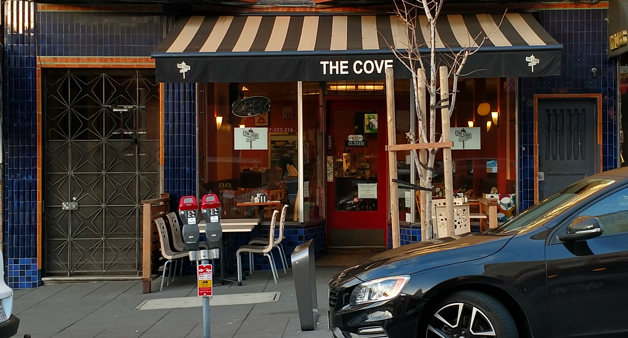 cove storefront